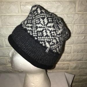 Merkley wool nordic beanie ski snowboard hat